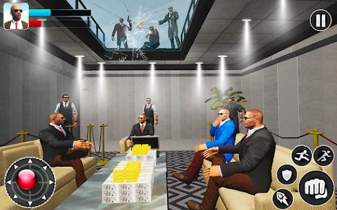 Epic Games Secret agent spy mission game, bank robbery stealth mission mod apk, New 2021* 5