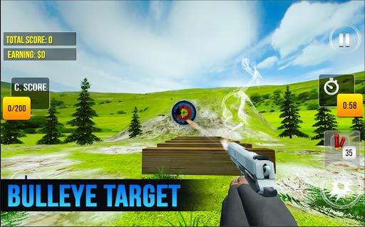 Shooting Range - Target Shooting & Gun Simulator  screenshots 2