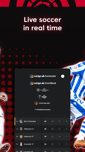La Liga Official App - Live Soccer Scores & Stats 7.4.8 Screenshots 13