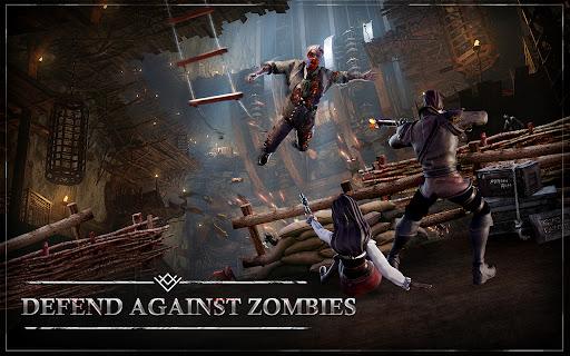 Zombie Origins: The Evil Village  screenshots 7