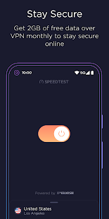 Speedtest von Ookla Screenshot