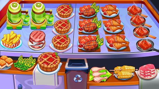 Food Fever - Kitchen Restaurant & Cooking Games 1.07 Screenshots 6