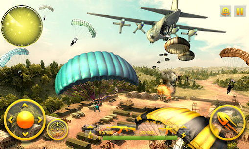 Battle Ground FPS Shooting- Commando Survival Game Apk Download 1
