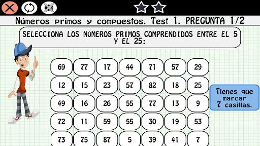 Matemu00e1ticas 13 au00f1os screenshots 2