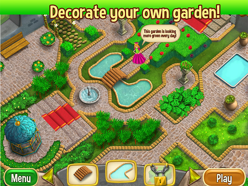 Télécharger gratuit Queen's Garden APK MOD 2