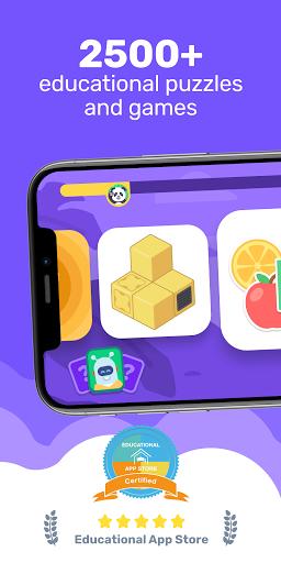 LogicLike: Kids Learning Games. Educational App 4+  screenshots 1