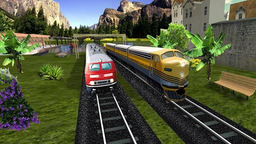 Train Games Simulator : Indian Train Driving Games 4.5 Screenshots 5