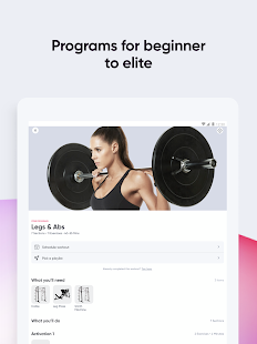 Sweat: Fitness App For Women Screenshot