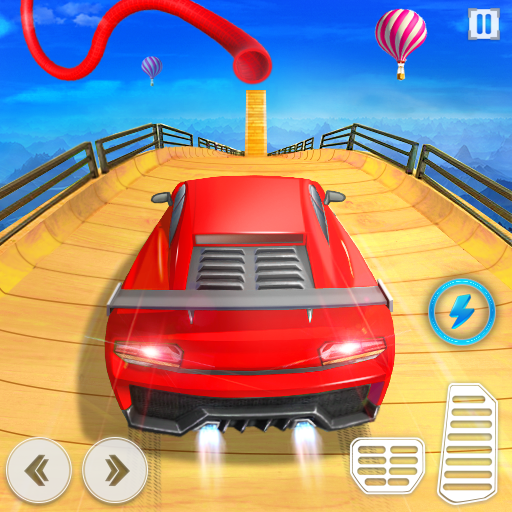 Mega Ramp Car Racing Stunts 3D: New Car Games 2020