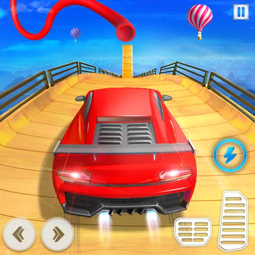 Mega Ramp Car Racing Stunts 3D: New Car Games 2020 APK