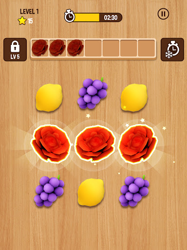 Tile Connect 3D - Triple Match Puzzle Game 1.0.3 screenshots 5