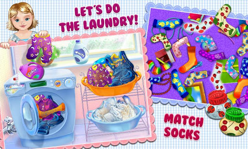 Baby Home Adventure Kids' Game screenshots 9
