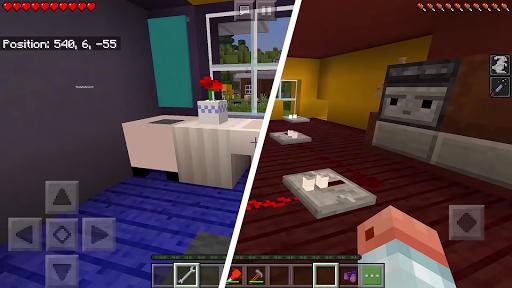 Neighbor alpha map for Minecraft PE android2mod screenshots 1