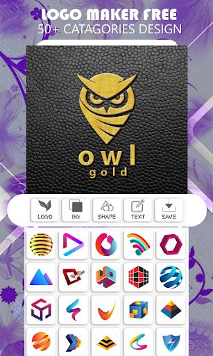 Logo Maker Free - Logo Maker 2020 & Logo Designer 4.6.0 Screenshots 12