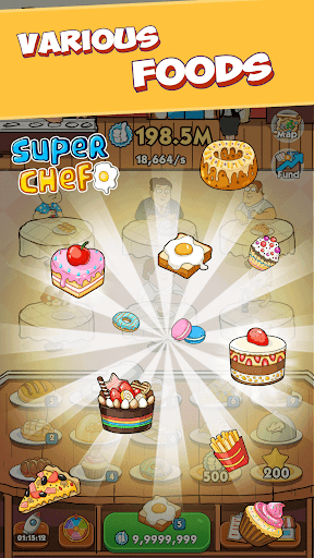 Super Chef - Earn Respect and Be Rich  screenshots 2
