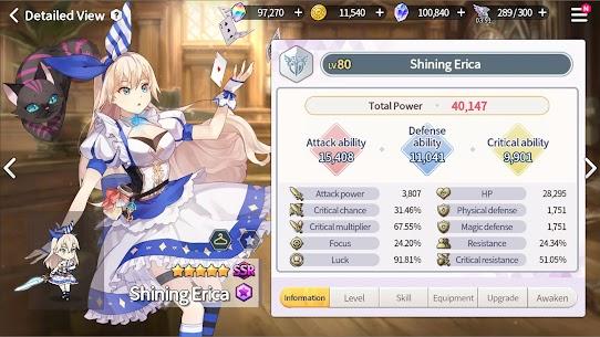 Shining Maiden v1.22.2 MOD   MENU MOD   DMG MULTIPLE 1-10   DEFENSE MULTIPLE 1-10 6