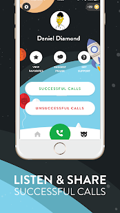 Prank Call Voice Changer App By Ownage Pranks 😂 Screenshot