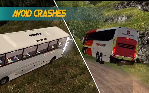 Bus Simulator : Bus Hill Driving game  screenshots 22