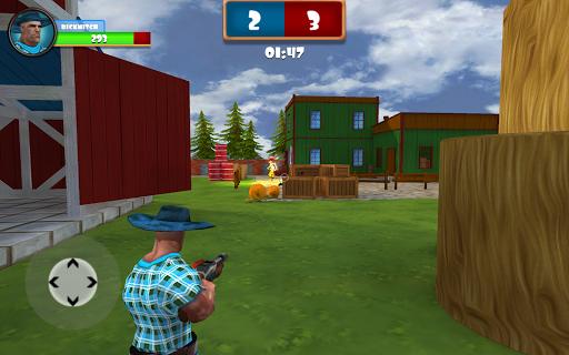 farm clash 3d - reckless pvp shooter screenshot 3