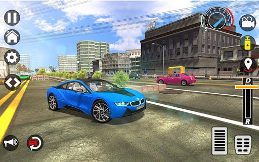 i8 Super Car: Speed Drifter 1.0 Screenshots 5