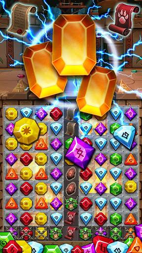 Jewel Ancient 2: lost tomb gems adventure 2.2.1 screenshots 2