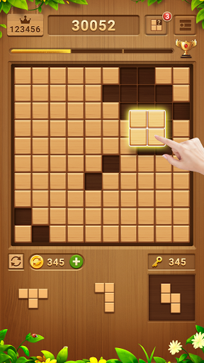 Wood Block Puzzle - Free Classic Block Puzzle Game 2.1.0 screenshots 2