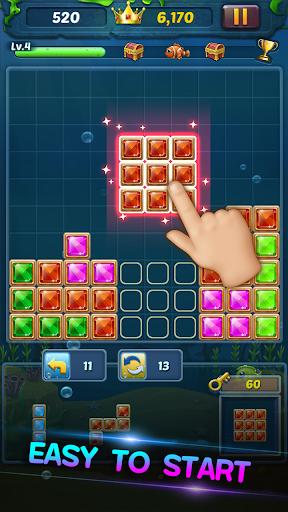 Block Ocean Puzzle Apkfinish screenshots 2