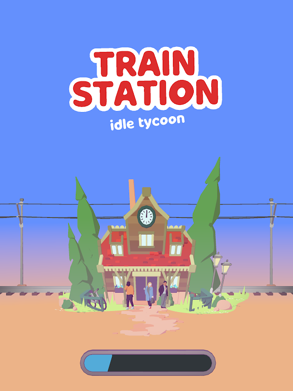 Train Station Idle Tycoon  poster 8