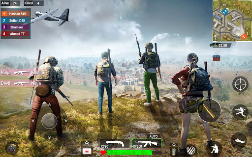 Sniper Assassin Secret War Mission 1.3 Screenshots 2
