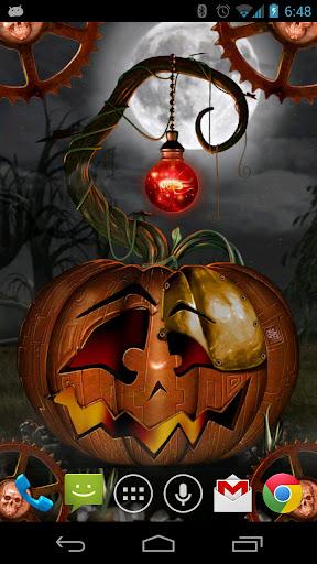 Halloween Steampunkin LWP For PC Windows (7, 8, 10, 10X) & Mac Computer Image Number- 5