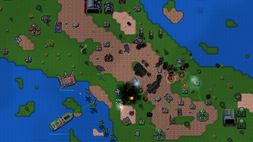 Rusted Warfare - Demo 1.13.3(b) Screenshots 10