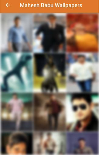 Mahesh babu Movies List-Wallpapers,puzzle,quiz screenshots 2