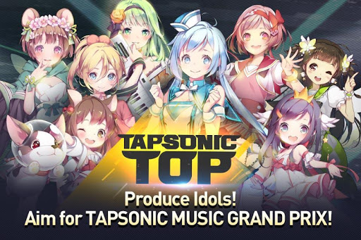 TAPSONIC TOP - Music Grand prix 1.23.8 screenshots 2