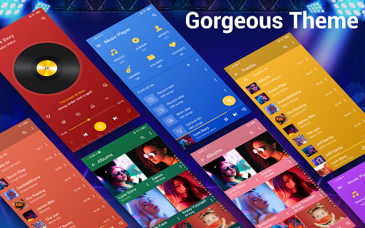 Music Player - 10 Bands Equalizer Audio Player 1.6.3 Screenshots 17