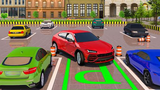 Modern Car Parking Games 3d - Free Car Games 2021  screenshots 1