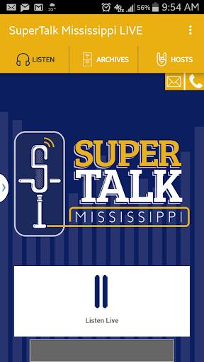 SuperTalk Mississippi LIVE screenshots 2