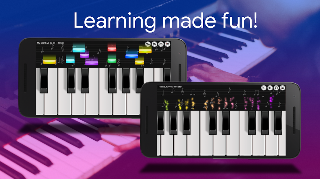 Piano - Real Sounds   Virtual Online Learning