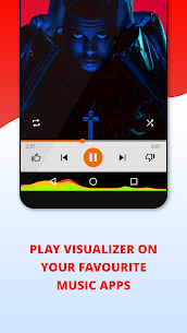 Muviz – Navbar Music Visualizer MOD APK (Premium Unlocked) 4