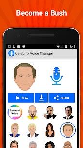 Celebrity Voice Changer APK 5