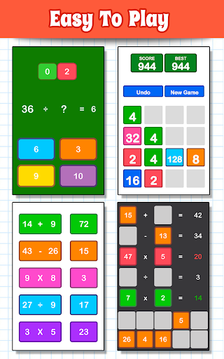 Math Games, Learn Add, Subtract, Multiply & Divide 9.1 screenshots 7