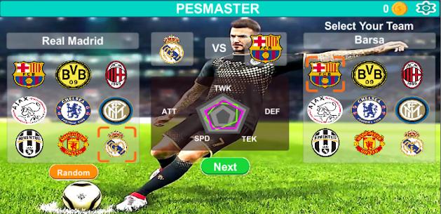 PesMaster 2021 Apk Download 2021 3