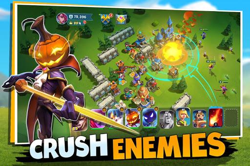 Castle Clash: New Dawn screenshots 4