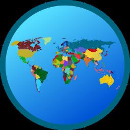 Captura 7 de Mapa Azji Free para android