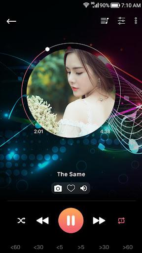Music player 84.1 Screenshots 1