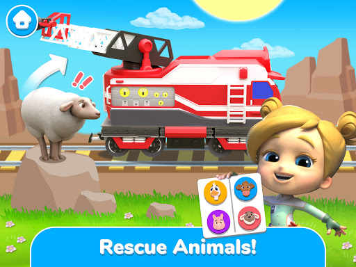 Mighty Express - Play & Learn with Train Friends android2mod screenshots 14