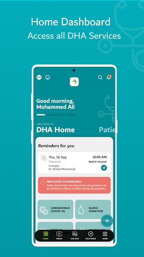 DHA 2.3 Screenshots 3