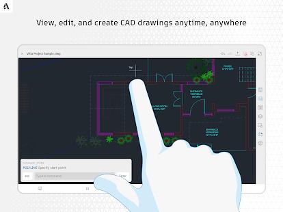 AutoCAD - DWG Viewer & Editor screenshots 10
