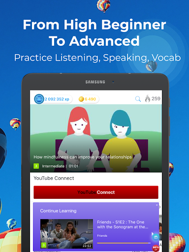 eJOY Learn English with Videos and Games android2mod screenshots 9
