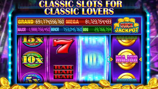 Classic Casino Slots - Offline Jackpot Slots 777 1.0.5 10