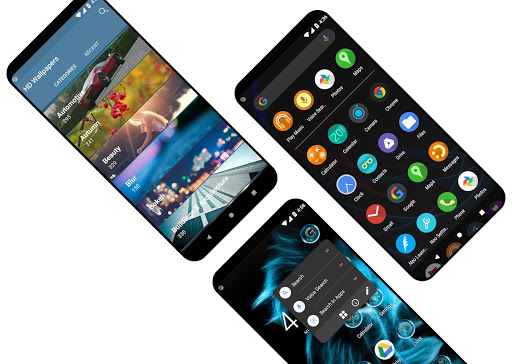 Launcher for Android u2122 v1.4.6 Screenshots 5